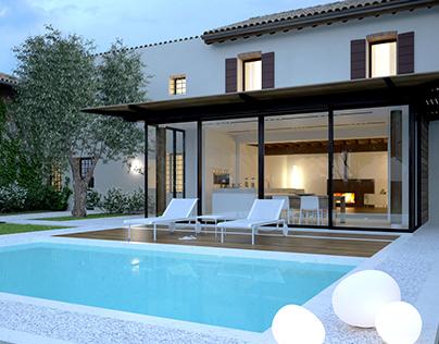 Bassano del Grappa_private house