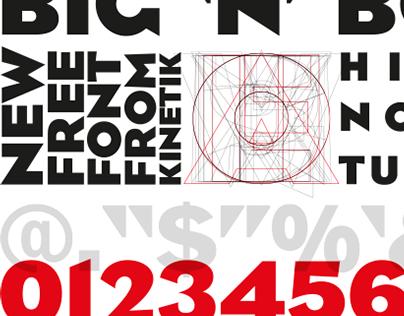 Bespoke font