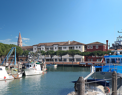 Caorle_Small Seaport - Area 2