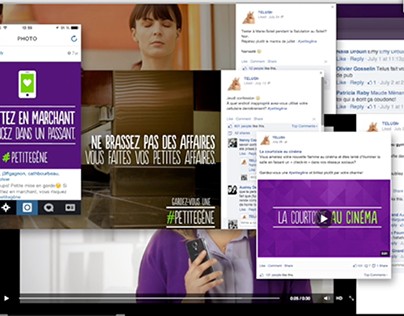 Telus - Digital/Social Campaigns