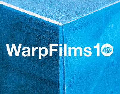 Warp Films - 10 Year Anniversary Book