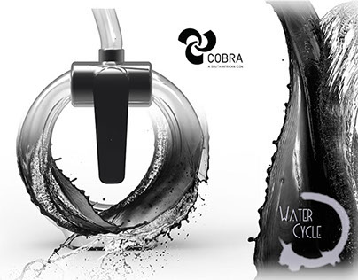 Water cycle Cobra tap concept
