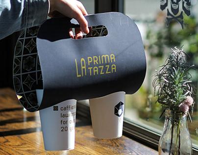 La Prima Tazza Rebrand