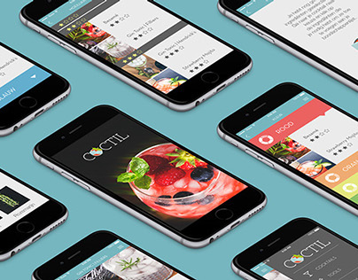 COCKTAIL APP | COCTIL