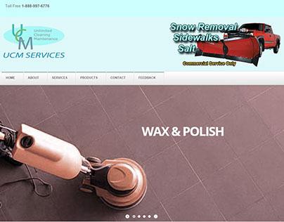 UCM Services - Responsive Web Design