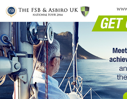 The FSB & Asbiro UK National Tour - Brand Identity