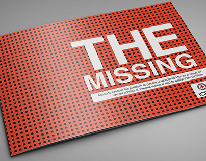 The Missing - ICRC Brochure