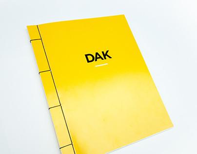 Graphic Design Portfolio Book