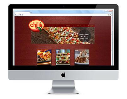 Chili's Website