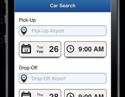 Car Mobile Web