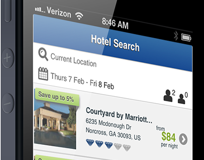 Mobile Travel Products for Hybrid Mobile