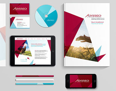 Brand Identity - Adisseo