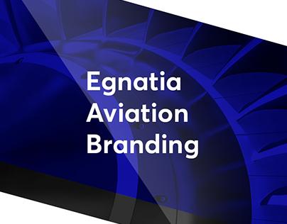 Branding Egnatia Aviation