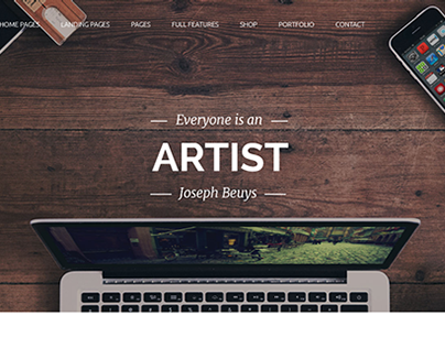 Zeyn - Multipurpose WordPress Theme