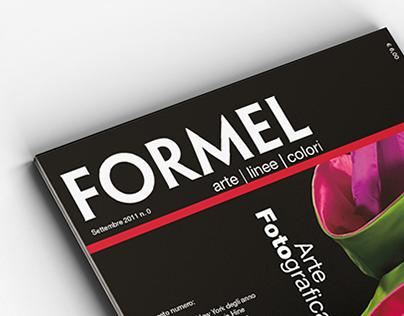 FORMEL - Unconventional design magazine.
