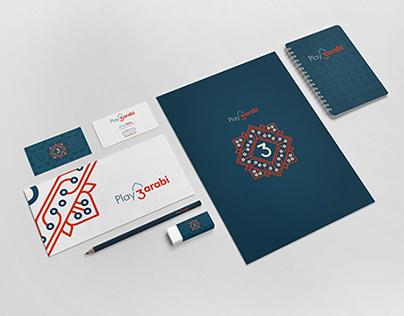 Play 3arabi Identity & Graphic Profile