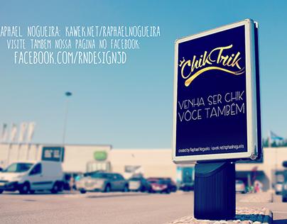 Mockup ChikTrik