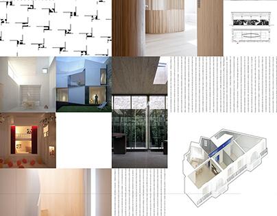 WEBDESIGN pour / for Julien Joly Architecture
