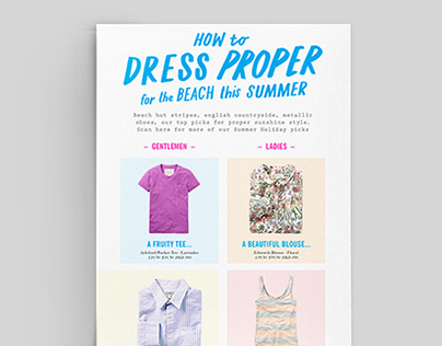 Jack Wills – 'Proper British Summer'