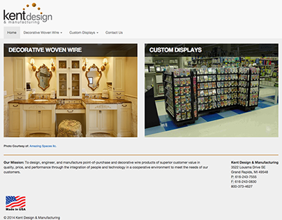 Kent Design & Manufacturing