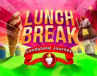 GAME: Lunch Break - Candyland Journey