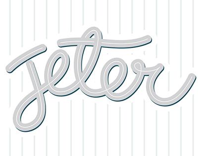 Derek Jeter Type