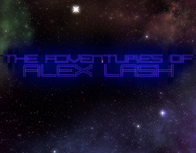 """Title Sequence for """"The Adventures of Alex Lash"""""""