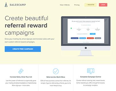 SalesCamp Updated Header