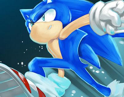 Sonic Dash!