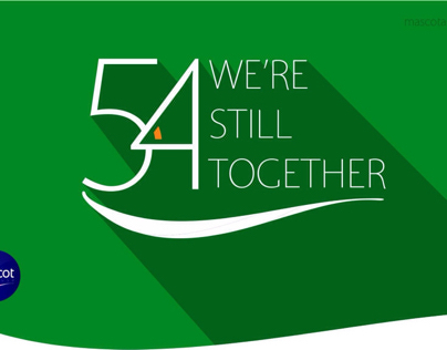 Celebrating Nigeria at 54