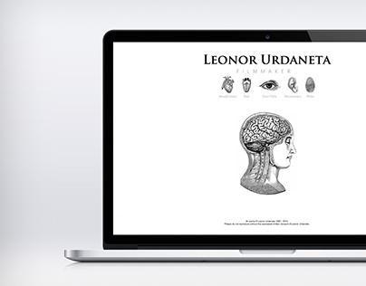 WEB LEONOR-URDANETA.COM
