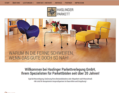 Haslinger Parkettverlegung GmbH