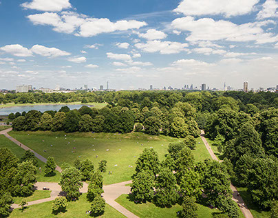 Kensington & Hyde Park, local area shots