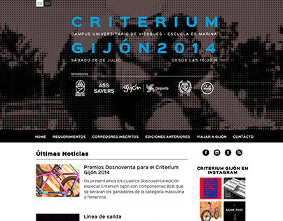 Criterium Gijón