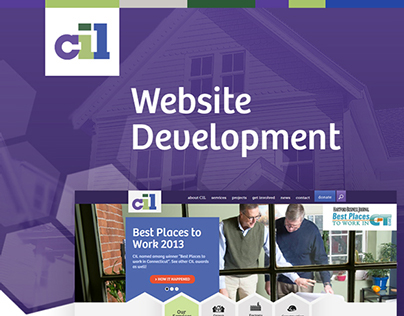 CIL Website Development