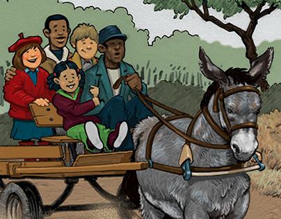 Childrens Book Illustrations 2014