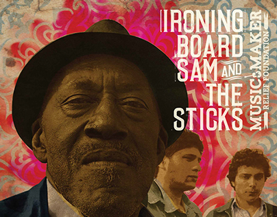 Ironing Board Sam and The Sticks CD