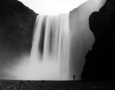 Contrasts Of Iceland