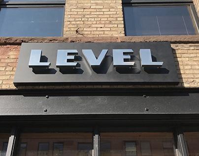 Level - Brand Identity