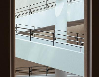 Musée d'Art Roger Quilliot - Architecture