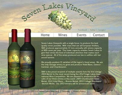Seven Lakes Vineyard