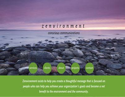 ZENVIRONMENT WEBSITE