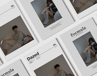 Magazine Covers ft. Kpop Idols
