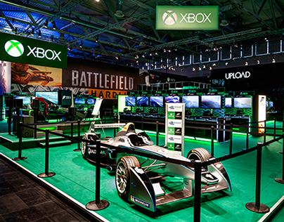 Xbox at Gamescom 2014