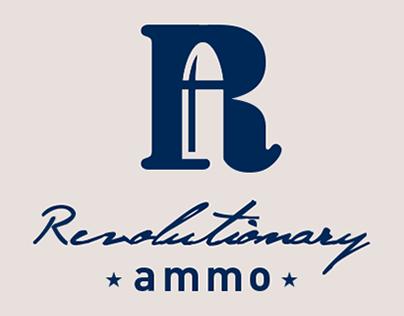 Revolutionary Ammo branding