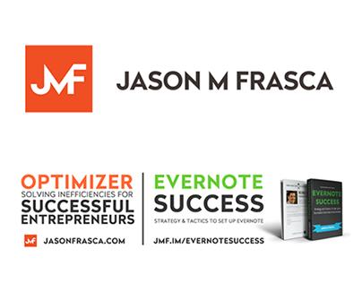 Jason Frasca Branding Project