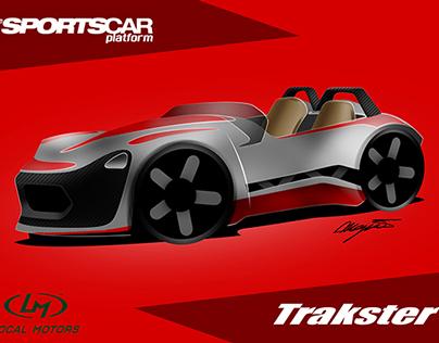 Local Motors Sports Car Project