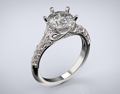 1.5Carat Diamond Ring, MuraT BozeR
