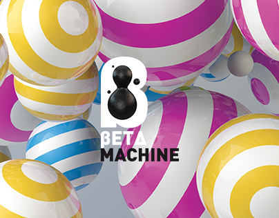 Betamachine - Brand design