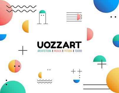 UOZZART | Brand Identity
